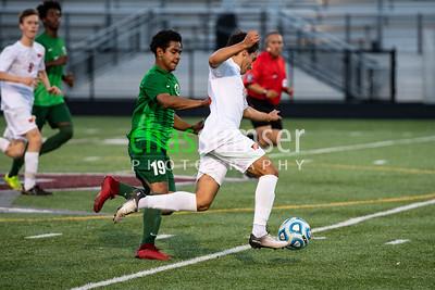 Joseph Annunziata (11), Bryan Moreno (19)