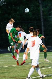 Bryan Moreno (19), John Flynn (8), Aidan Sullivan (10)