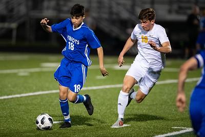 Jason Amaya (18), Daniel Soiland (18)