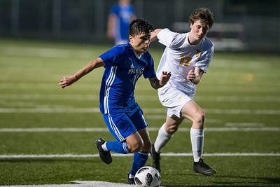 Kevin Martinez-Guardado (11), John Kavanagh (17)