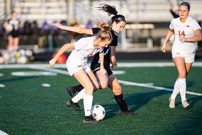 Lauren Cundey (10), Natalie Swarm (7)