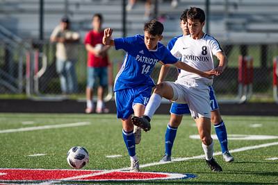 Luis Nunez-De La O (14), Samuel Ochoa (8)