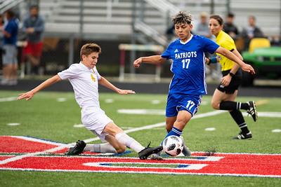 Mason Field (4), Patrick Rivas Ayala (17)
