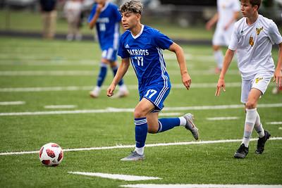 Patrick Rivas Ayala (17), Mason Field (4)