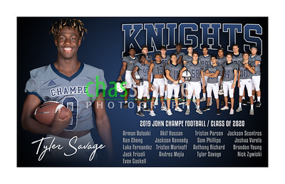 2019 JC FB Keepsake SavageT