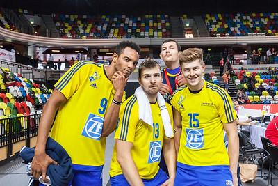 London Legacy Volleyball Cup: VfB Friedrichshafen vs Team Northumbria (men)