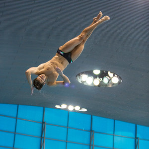 LEN European Aquatics Championships Day 4: Diving Men's 3m Springboard Final