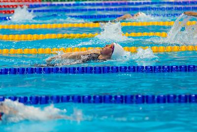 LEN European Aquatics Championships: Swimming day 1. London, UK