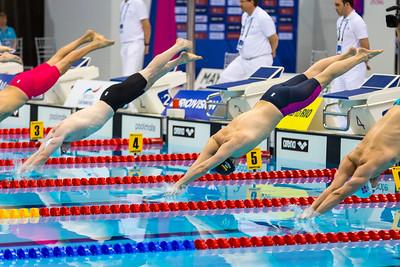LEN European Swimming Championships 2016, London, UK
