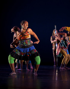 Dance Medley Concert. Kusika. November 17, 2011. Williams College '62 Center
