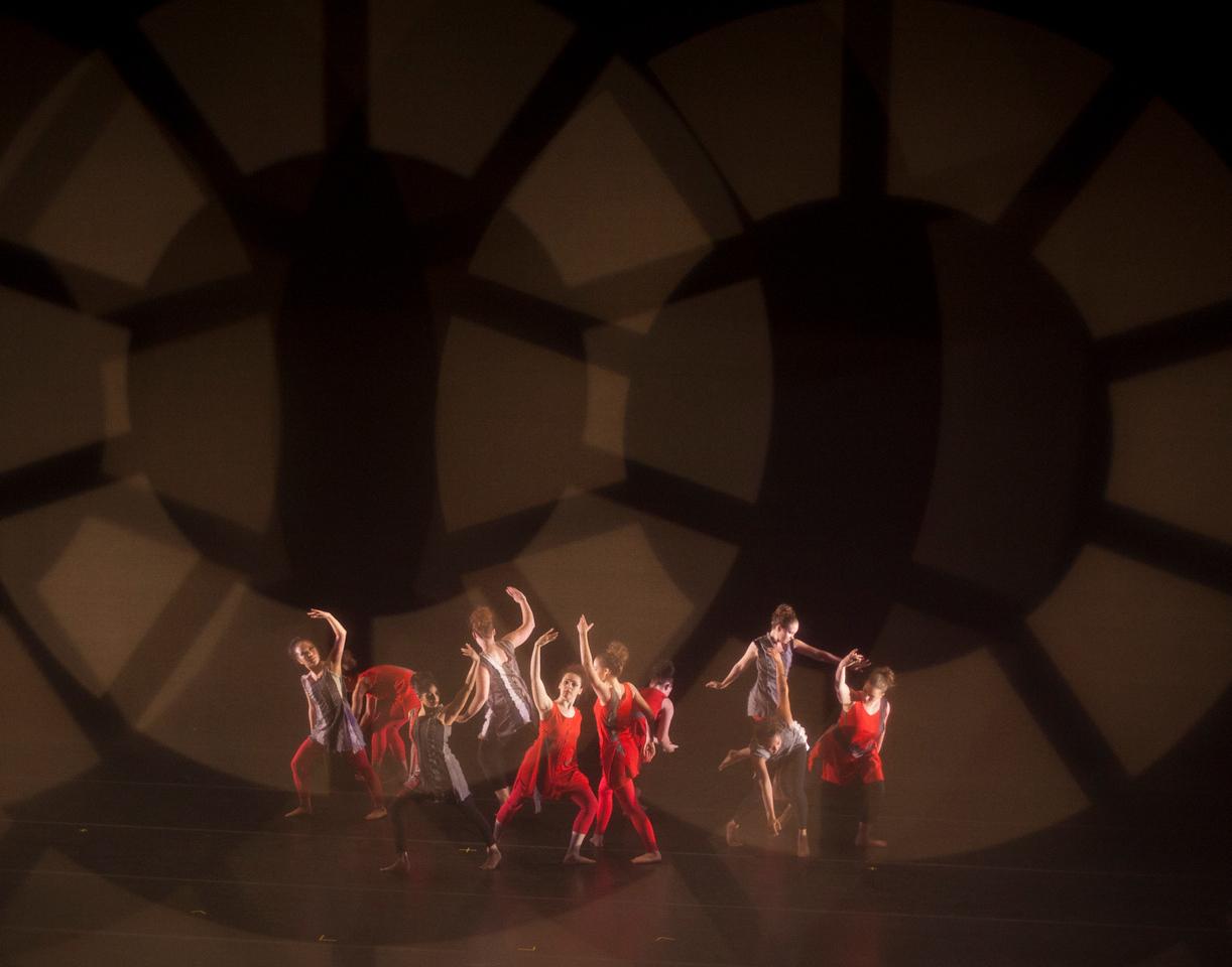 Dance Medley Concert. CoDa. November 17, 2011. Williams College '62 Center