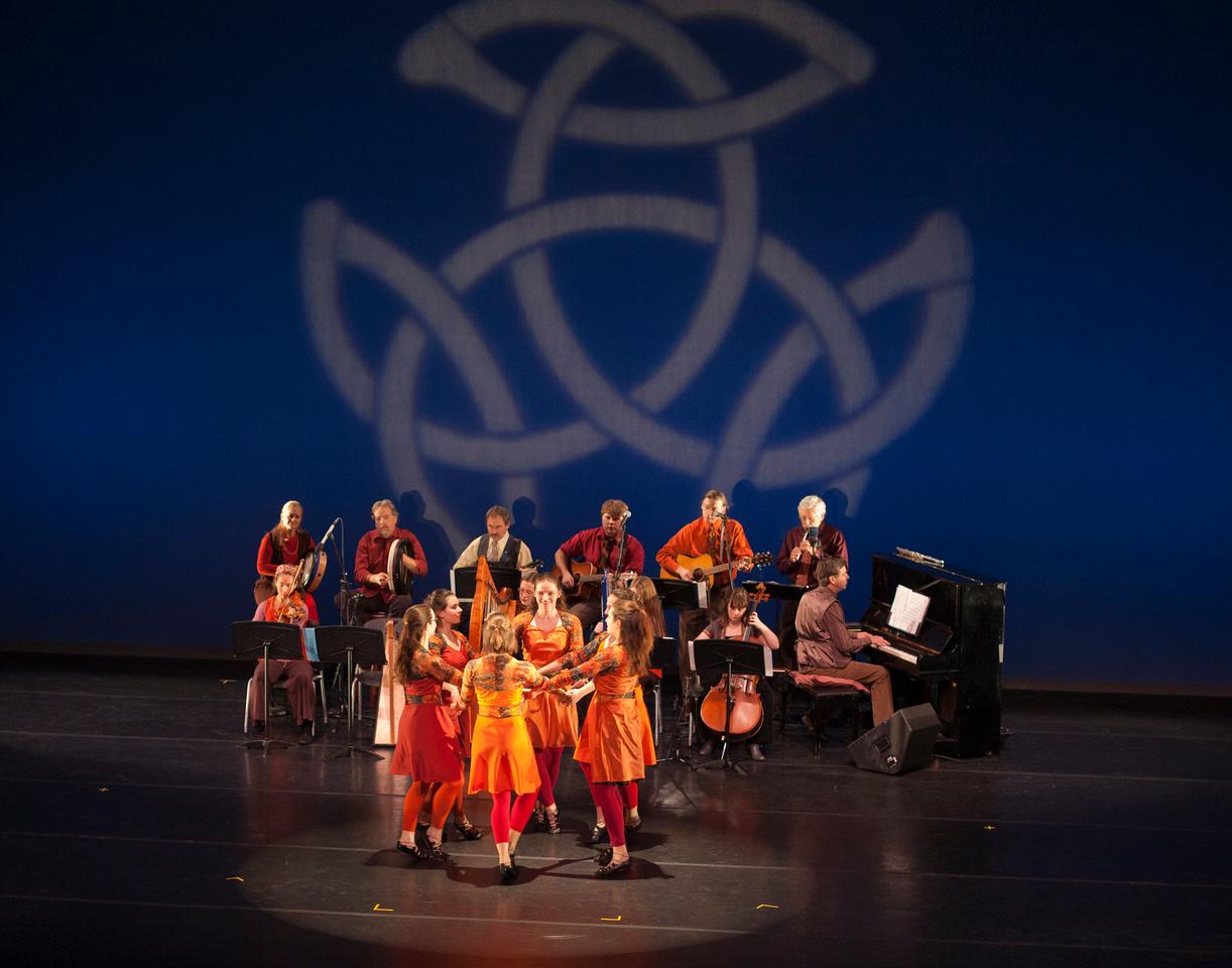 Dance Medley Concert. Inish. November 17, 2011. Williams College '62 Center