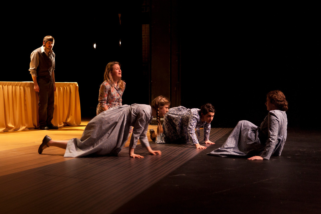 The Crucible by Arthur Miller. March 6, 2013. Williams College '62 Center