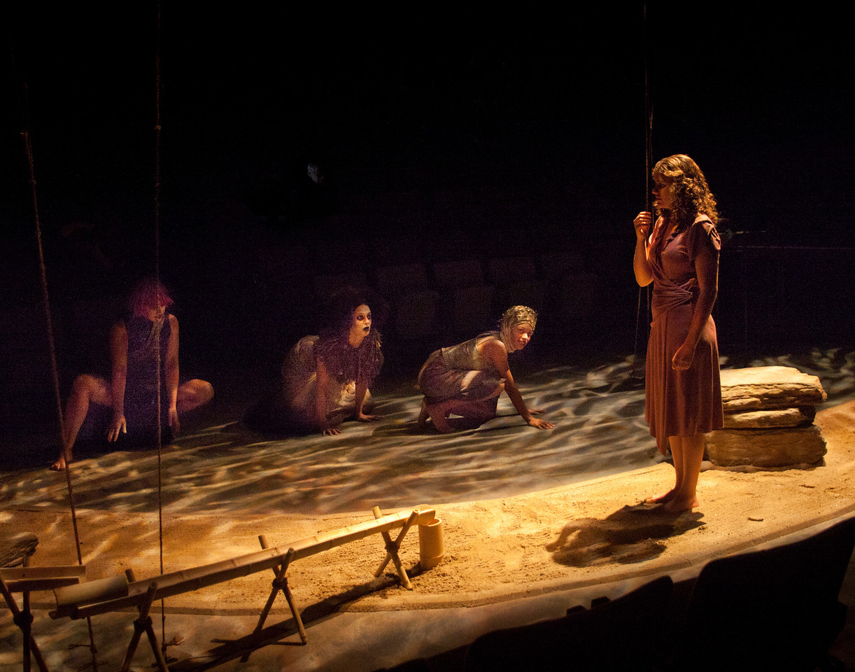 Eurydice by Sarah Ruhl. October 27, 2011. Williams College '62 Center