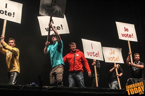 Je Vote!