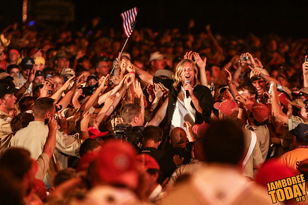 Switchfoot Celebrates Century of American Scouting