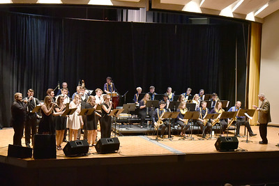 Spring Jazz Concert with Greyscale