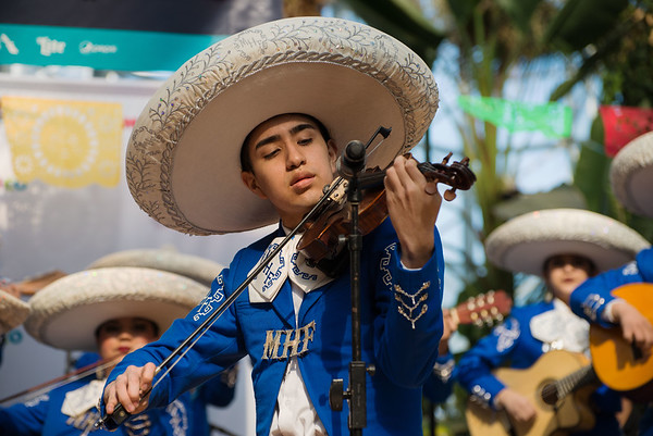 Celebrating Mexico (I)