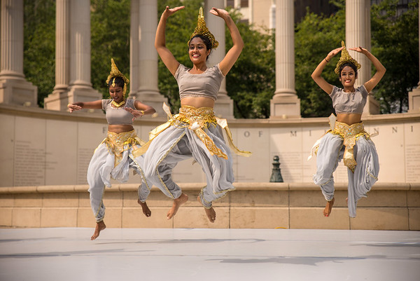 The Mandala Arts Dance Group