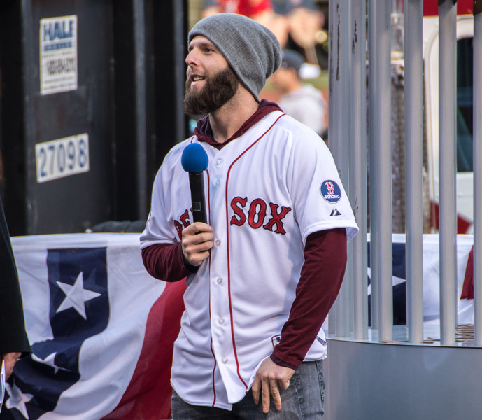 Dustin Pedroia on the 2013 World Series