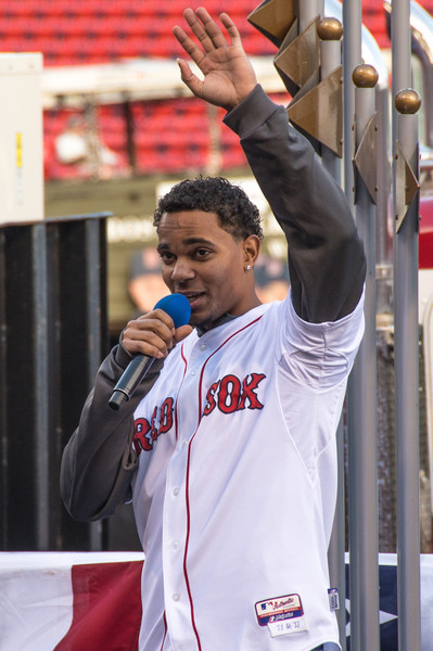 Xander Bogaerts on the 2013 World Series