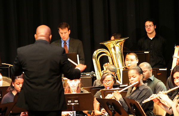 Winterfest Band and Choral Ensembles 2008