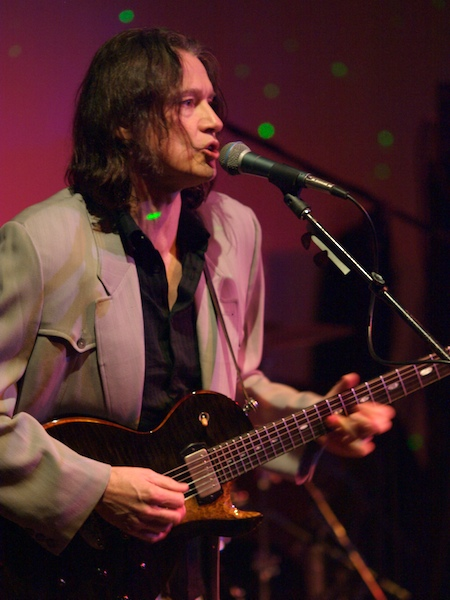 2008.02.07 Robben Ford Trio @ Miners Foundry