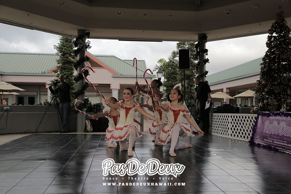 Nutcracker Mililani Towncenter (2014)