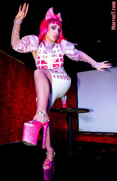Performer: Natasha Nebula