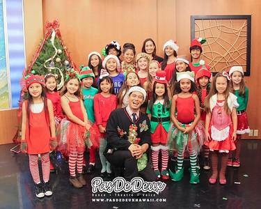 Holiday Caroling (2015)