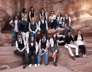 Red Rocks - House Band