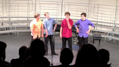 "The Key of H sings ""Java Jive"" at Fall Concert'13 (Wednesday), Hanover High School. (1080p)"