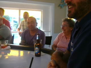 "This was an impromptu and unrehearsed performance of ""This is the Moment"" by request at Front Porch Restaurant in Ogunquit, Maine."