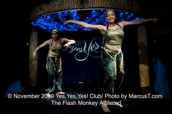 Bunny Warren presents Yes,Yes,Yes! in Affiliation with The Flash Monkey