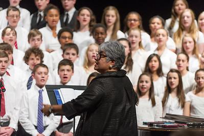 7th Grade Choir Fall 2014