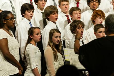 8th Grade Concert 140513