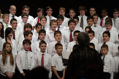 Penfield Bay Trail 7th Grade Concert 131203