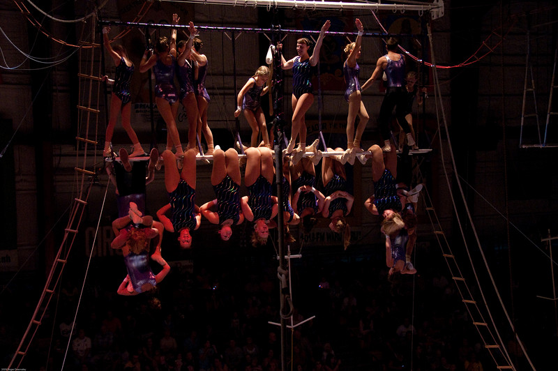 Upside Down Pyramid
