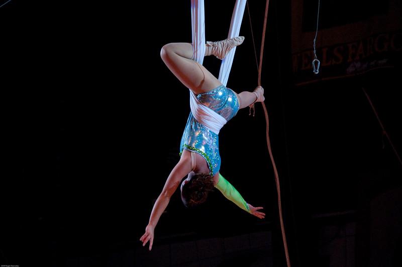 Silk Trapeze