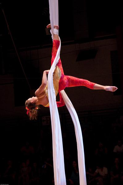 Silk Dancing