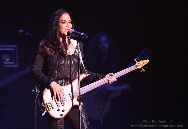 Sheila E 2014 at the Genesee Theatre December