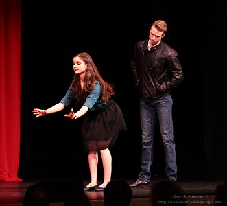 Spank The Musical 2015 at the Genesee Theatre Feb 12