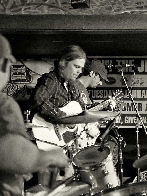 The Sunshie Junkies at The Jet Bar & Grill