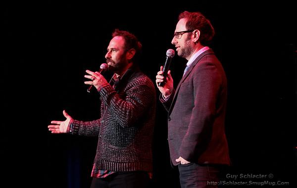 The Sklar Brothers w/ Drew Michael 2015 Genesee Theatre
