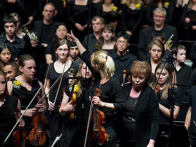 Upper School Spring Concert 2012