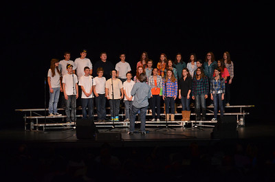 Chamber Singers from Timberlane Regional Middle School