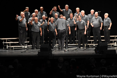 Nashua Granite Statesmen at Voices of the 603