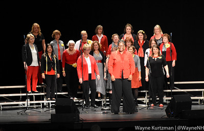 Rhythm of New Hampshire Show Chorus