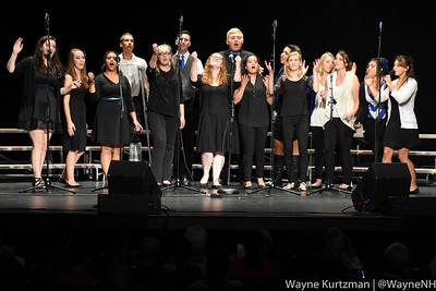 Blue Knights Chamber Singers, Manchester West High School