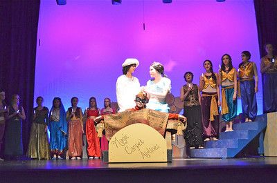 Aladdin jr. 2011